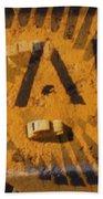 Car Beach Sheet
