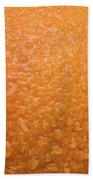 Cara Cara Orange Skin Beach Towel