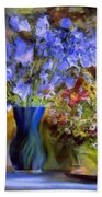 Caress Of Spring - Impressionism Beach Towel
