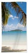 Caribbean Afternoon Beach Towel