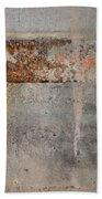 Carlton 16 Concrete Mortar And Rust Beach Towel