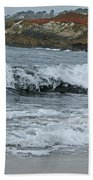Carmel 3 Beach Towel