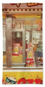 Carnival - The Candy Shack Beach Towel