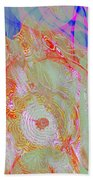 Carnival Abstract 6 Beach Towel