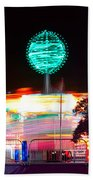 Carnival Excitement Beach Towel by James BO  Insogna