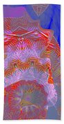 Carnival Abstract 3 Beach Towel