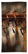 Carpenter  - Saws And Braces  Beach Sheet