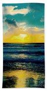 Carry On My Wayword Son Beach Towel
