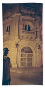 Cartagena Watchman Beach Towel