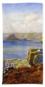 Carthillon Cliffs Beach Towel