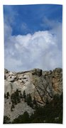 Carved In Stone For Eternity Beach Towel