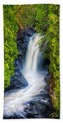Cascade - Lower Falls Beach Towel