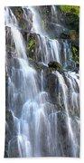 Cascading Springs Snake River Canyon Beach Towel