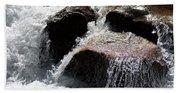 Cascading Waters Beach Towel