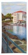Casino In Avalon Beach Towel