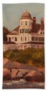 Castle Hill Newport Ri Beach Towel