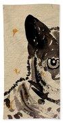 Cat 3 Beach Towel