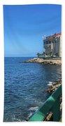 Catalina Casino Beach Towel