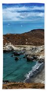 Catalina Island Beach Towel