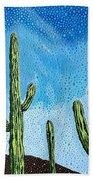 Catalina State Park Beach Towel