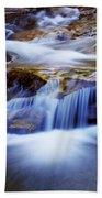 Cataract Falls Beach Towel
