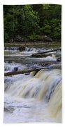 Cataract Falls Phase 1 Beach Towel