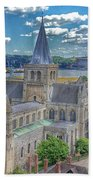 Cathedral Closeup Beach Towel