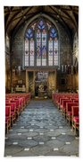 Cathedral Entrance Beach Towel