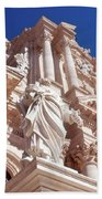Cathedral Of Siracusa Beach Towel