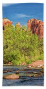 Cathedral Rock 313 Beach Towel