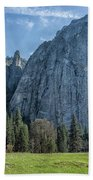 Cathedral Rock And Spires Beach Towel
