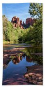 Cathedral Rock Of Sedona Beach Towel