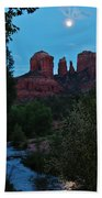 Cathedral Rock Rrc 081913 Ae Beach Towel