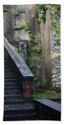Cathedral Stairs Beach Towel