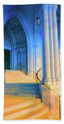 Cathedral Steps Beach Towel