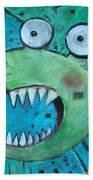 Catsastrophe Beach Towel