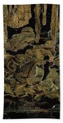 Caverns Beach Towel