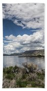Blue Mesa Beach Towel