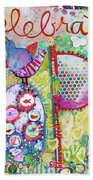 Celebrate Hope Beach Towel