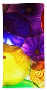 Celestial Glass 3 Beach Towel