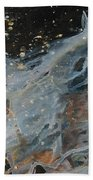 Celestial Stallion  Beach Towel