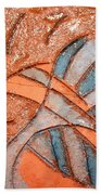Celia - Tile Beach Towel