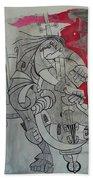Cellist 01 Beach Sheet