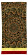 Celtic Hills Beach Towel