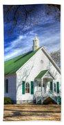 Centennial Christian Church Est 1909 Beach Towel