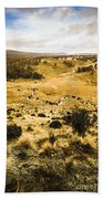Central Highlands Of Tasmania Beach Towel