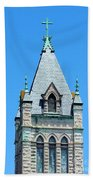 Central United Methodist Church Of Asheville Nc Beach Towel