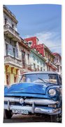 Centro Habana - Vertical Beach Towel