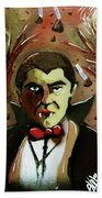 Cereal Killers - Count Chocula Beach Towel