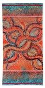 Chains Beach Towel